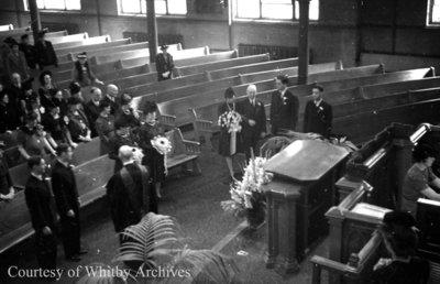 Bird Wedding, c.1940