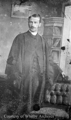 Robert Ruddy, c.1889