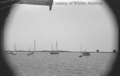 Whitby Harbour, c.1938
