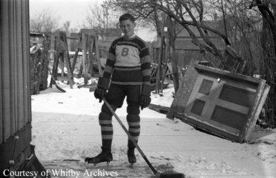 Ben Lynde, February 1938