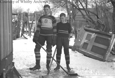 Lynde Brothers, February 1938