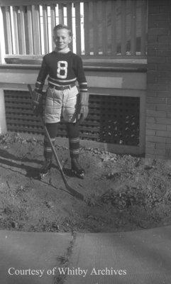 Neil McCarl, November 24, 1939