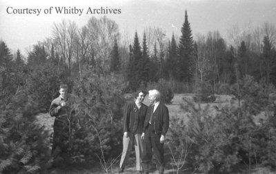 Byeways Lodge, April 21, 1941