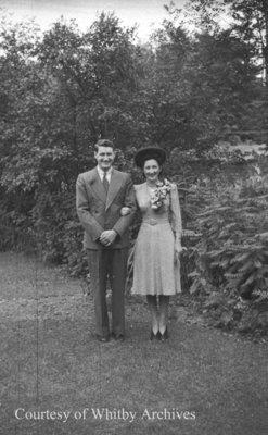 Reid Wedding, July 26, 1941