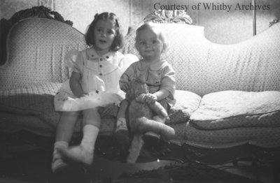 Holliday Children, June 1939