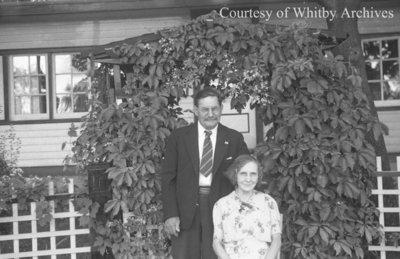 Harvey 35th Wedding Anniversary, August 14, 1939