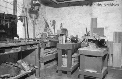 Craftsmen's Guild, October 24, 1939