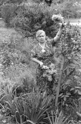 Mrs. Mina Anderson, October 3, 1939