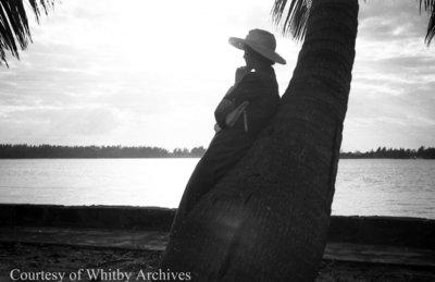 Billie in Florida, 1938