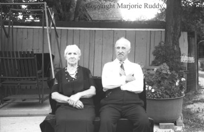 James and Alice Sawdon, July 16, 1939