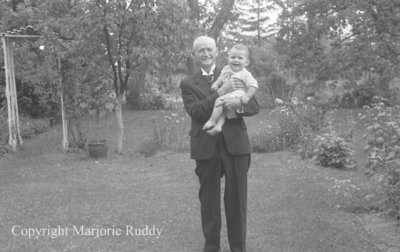 Richard Goldring's 80th Birthday, August 31, 1939