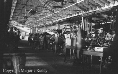 Machine Shop, c.1940
