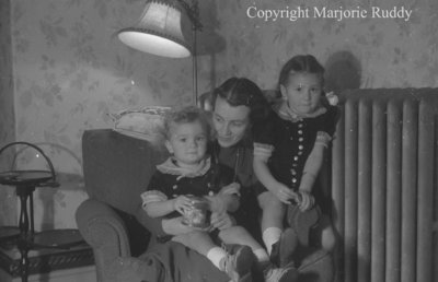 Holliday Family, December 1939