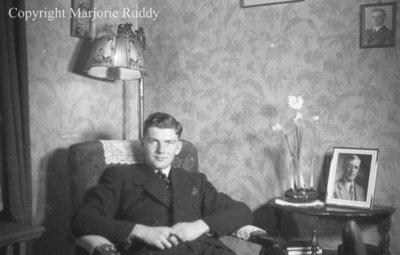 Douglas Astley, February 1940