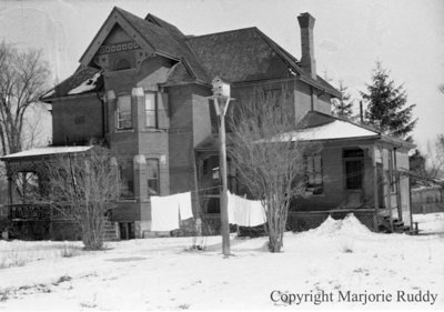 Unidentified House, c.1945