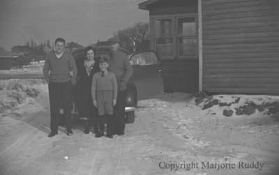 Unidentified Family, c.1947