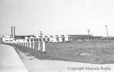 Unidentified Building, c.1945