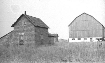 Unidentified Homestead, c.1945