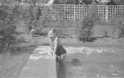 Donald Wilson Junior, August 20, 1938