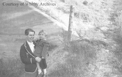 Marjorie Ruddy and Eric Adams, October 9, 1938