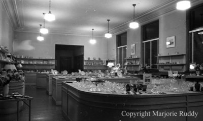 Unidentified Housewares Store, 1937