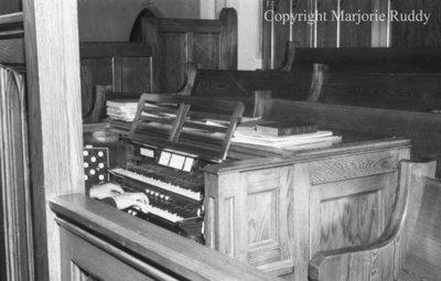 Whitby United Organ, September 1939