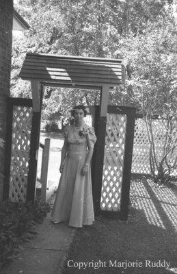 Louise Coleman, 1941