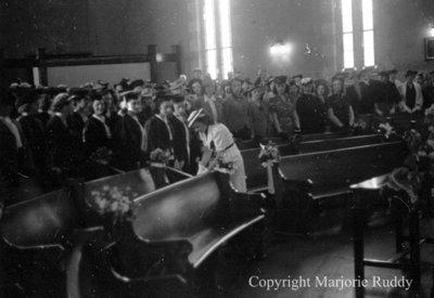 Ontario Ladies' College Baccalaureate, June 4, 1939