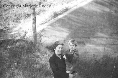 Eleanor & Eric Adams, October 9, 1938