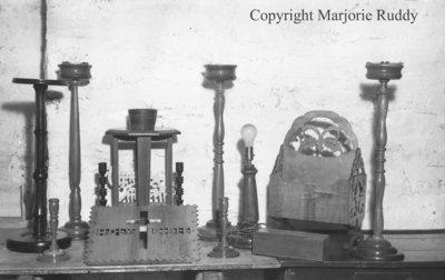 Craftsmen's Guild Display, December 7, 1938