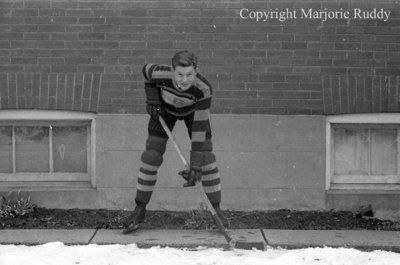 Ben Lynde, March 7, 1938