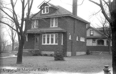 700 Brock Street South, March 23, 1938