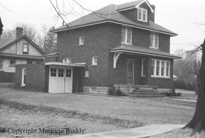 700 Brock Street South, March 23, 1938