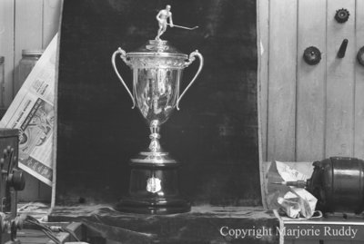 Jack King Memorial Cup, March 23, 1938