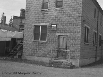Unidentified House, September 28, 1945