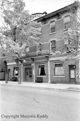 Royal Hotel, October 1939