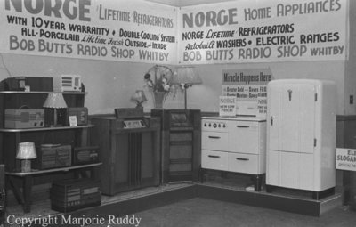 Electric Appliance Display, May 19, 1939