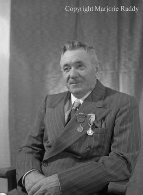 Frank Threadgold, 1947