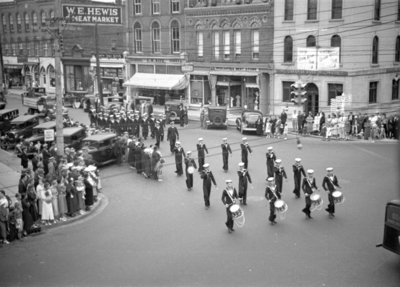 Whitby Street Fair Parade, 1937