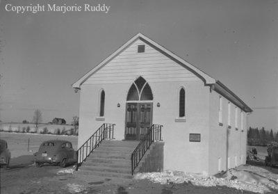 St. Andrew's Presbyterian Church, 1949