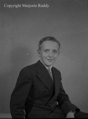 Charles Ruddy, June 1948