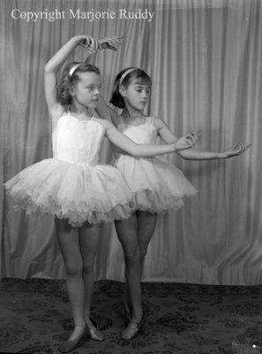 Mrs. Wilson's Dancing Girls, c.1940