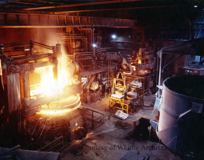 Lake Ontario Steel Company Limited (LASCO)