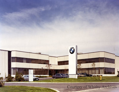 BMW Eastern Canada Limited