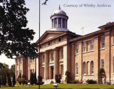 Whitby Centennial Building