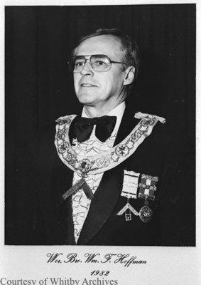 William F. Hoffman, 1982