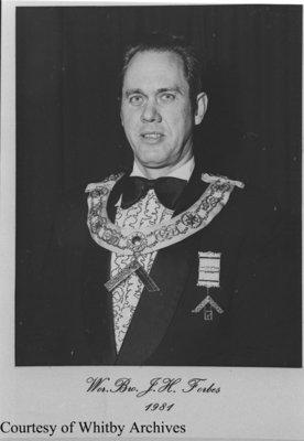 John Howard Ira Forbes, 1981
