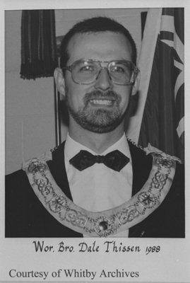 Dale Thissen, 1988