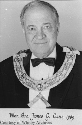 James Cane, 1989