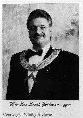 Brett Hoffman, 1995